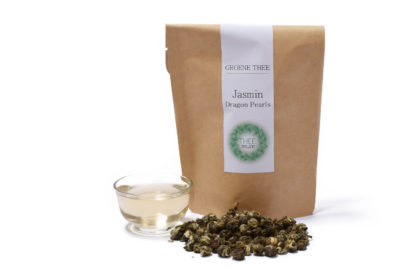 Jasmin Dragon Pearls groene thee