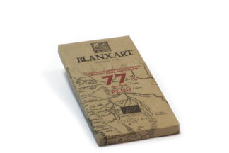 THEEmuze BLANXART 77% donkere chocolade PERU